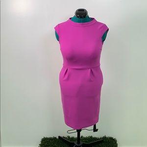 Ann Taylor boat neck dress